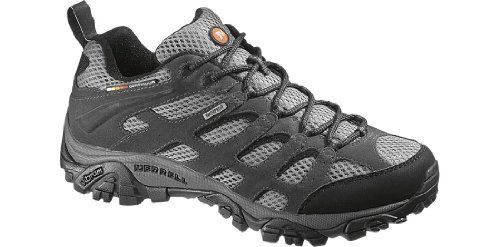 Merrell Shoes Men Dress Merrell Men's Moab Waterproof Hiking Shoe