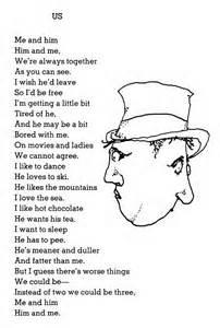 shel silverstein poem - Us