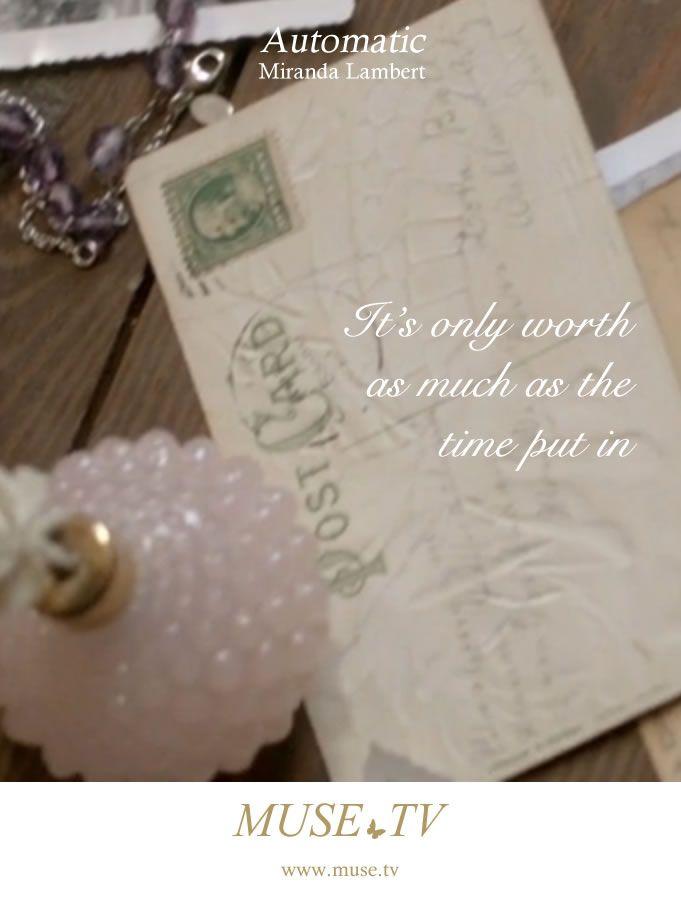 Automatic - Miranda Lambert #musicvideos