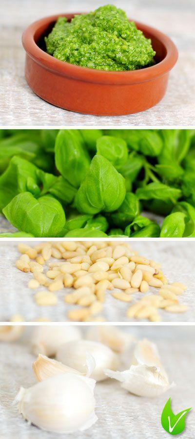 Pesto recept | zelf pesto maken