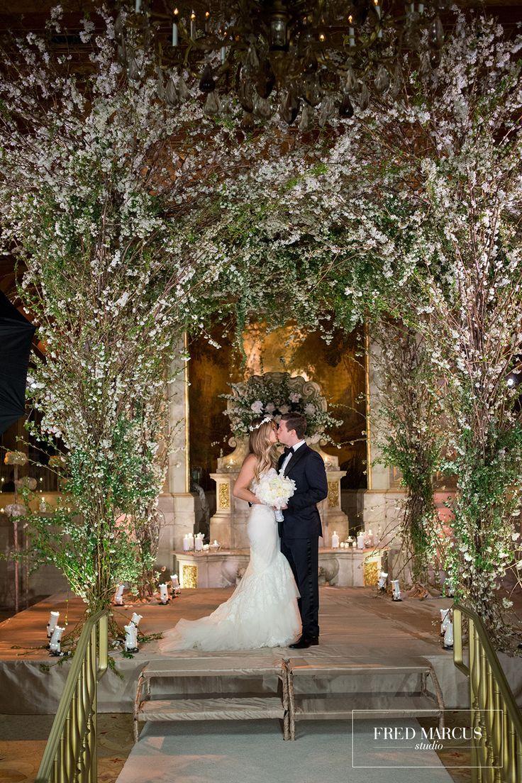 wedding reception locations nyc%0A Chelsea  u     Brian  Grace Ormonde Wedding Style Magazine