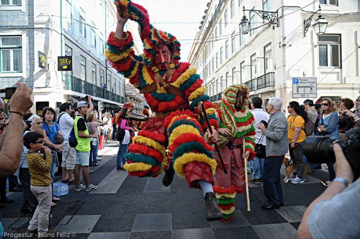 2016 | XI FESTIVAL INTERNACIONAL DE LA MASCARA IBERICA, EN LISBOA, PORTUGAL. FOTO: PROGESTUR CULTURA (5 AL 8 MAY 2016)  (960×639)