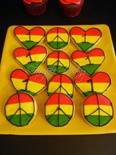 one love cookies