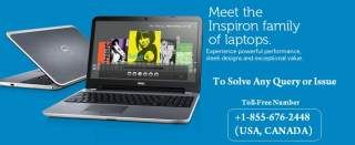 Meet the inspiron family of Dell laptop. If any error confronting with any Dell user related to their Dell device so get help by dial toll-free dell laptop support phone number.