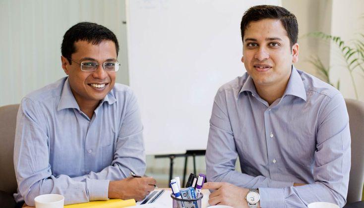 #Flipkart announces Binny Bansal as CEO, Sachin Bansal as Executive Chairman #tech #business