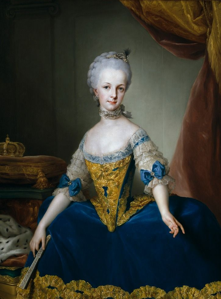 192 Best 1760s - Painted Portraits