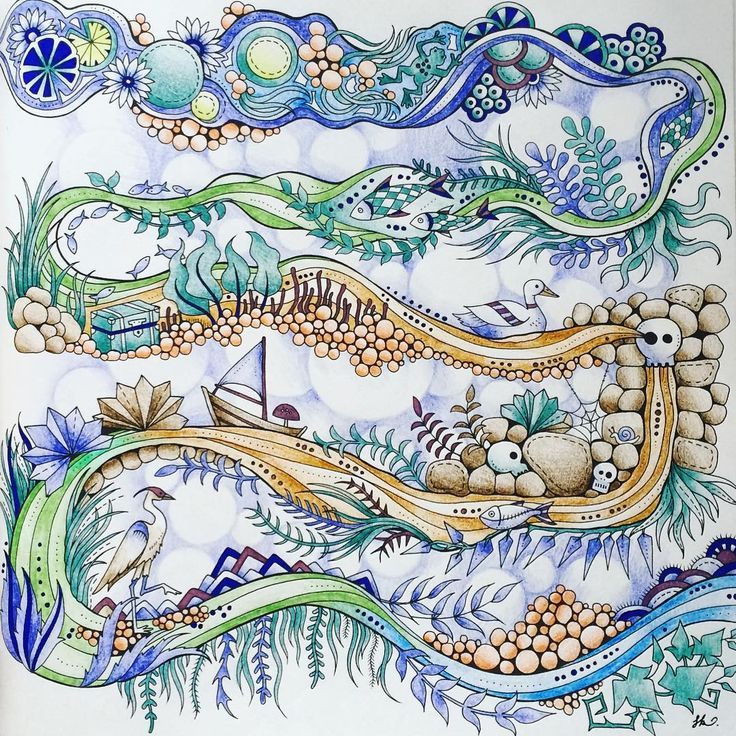 NewZealand Auckland Fineline Pen Steadtler Fineliner Enchantedforest Coloringbook