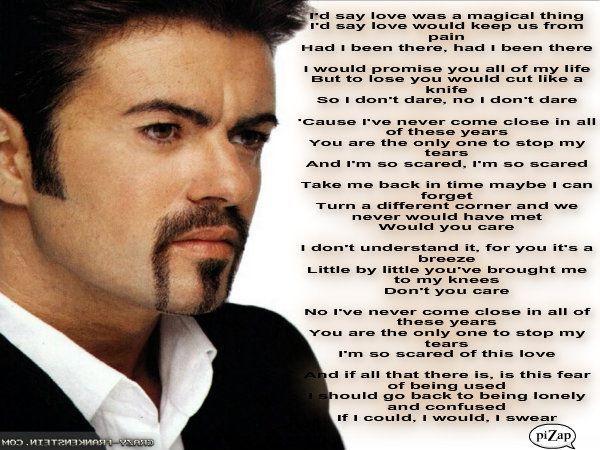 George Michael – A Different Corner Lyrics | Genius Lyrics