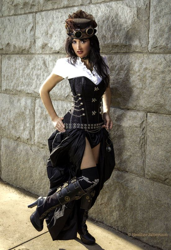 Kato Steampunk Dress 691 best Steampunk Fas...