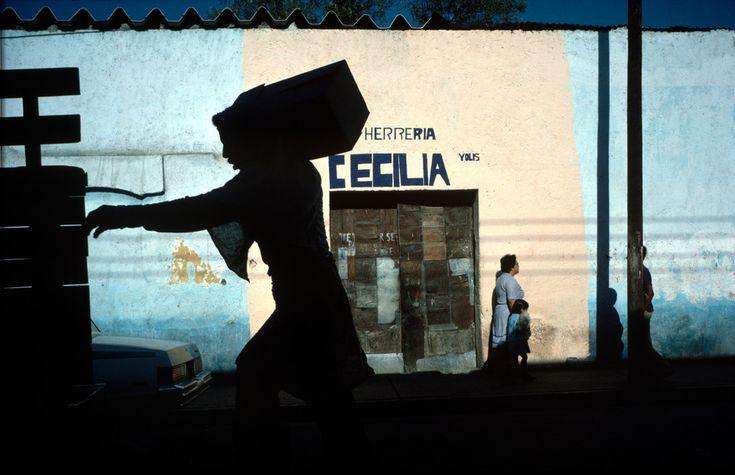 Alex Webb 1982.   Magnum Photos Photographer Portfolio