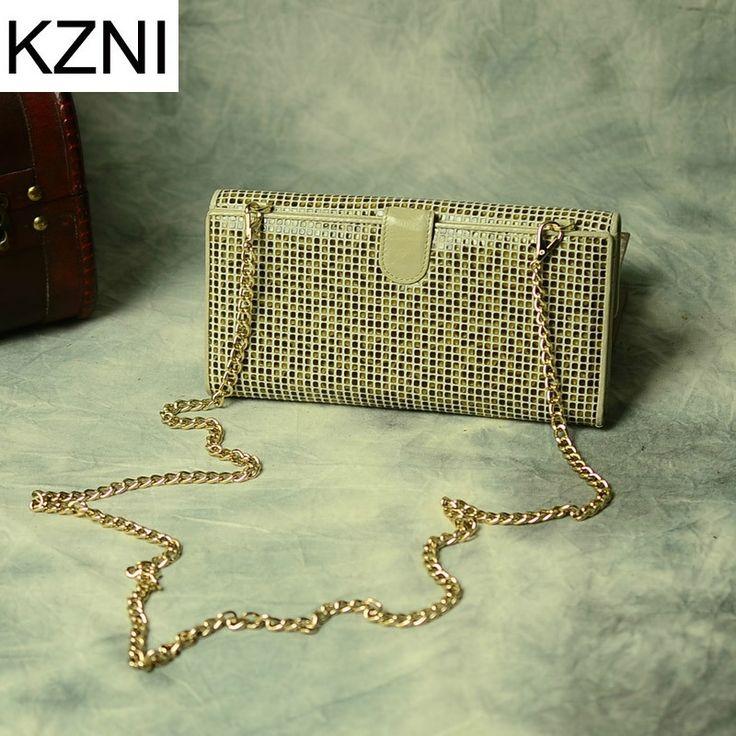 (41.94$)  Watch more here - http://aijq2.worlditems.win/all/product.php?id=32798366591 - KZNI womens genuine leather crossbody bag purses and handbags bags designer bolsas femininas bolsas de marcas famosas L030930