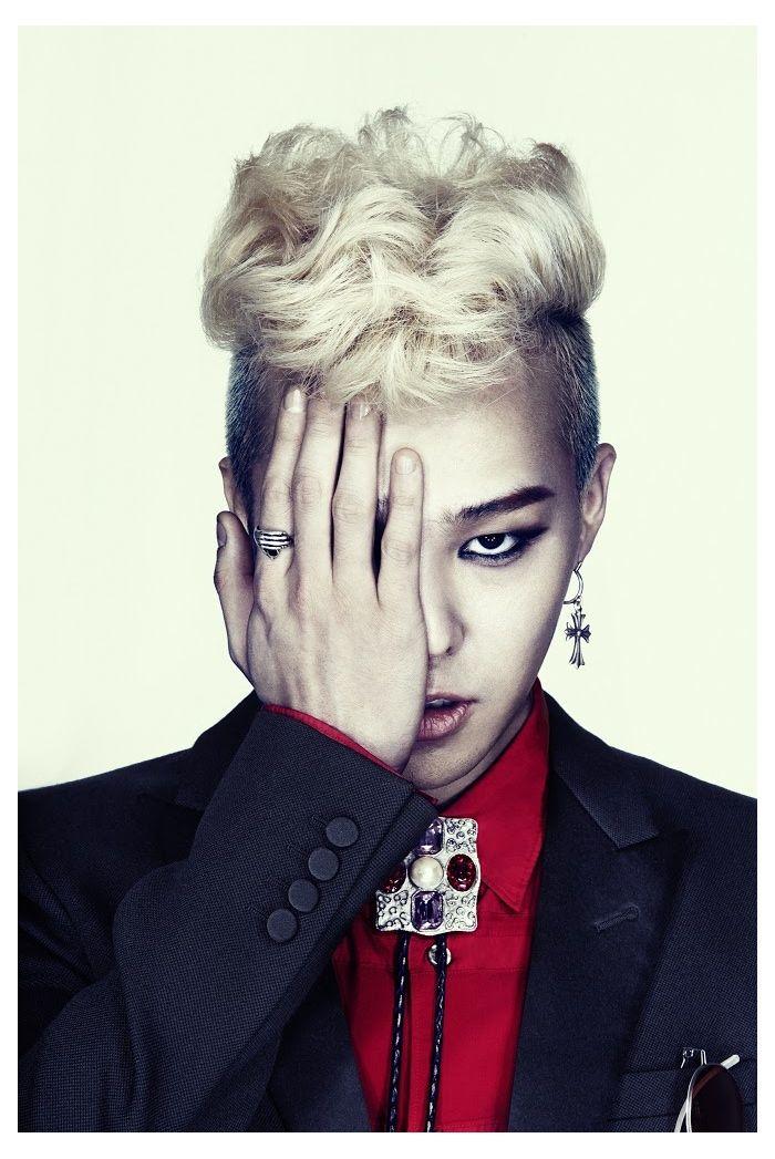 K Pop Star G Dragon for Complex image g dragon 0001