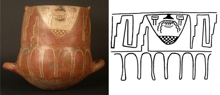 Urna funeraria - Cultura Diaguita.