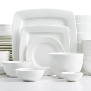 target white dishes - Google Search