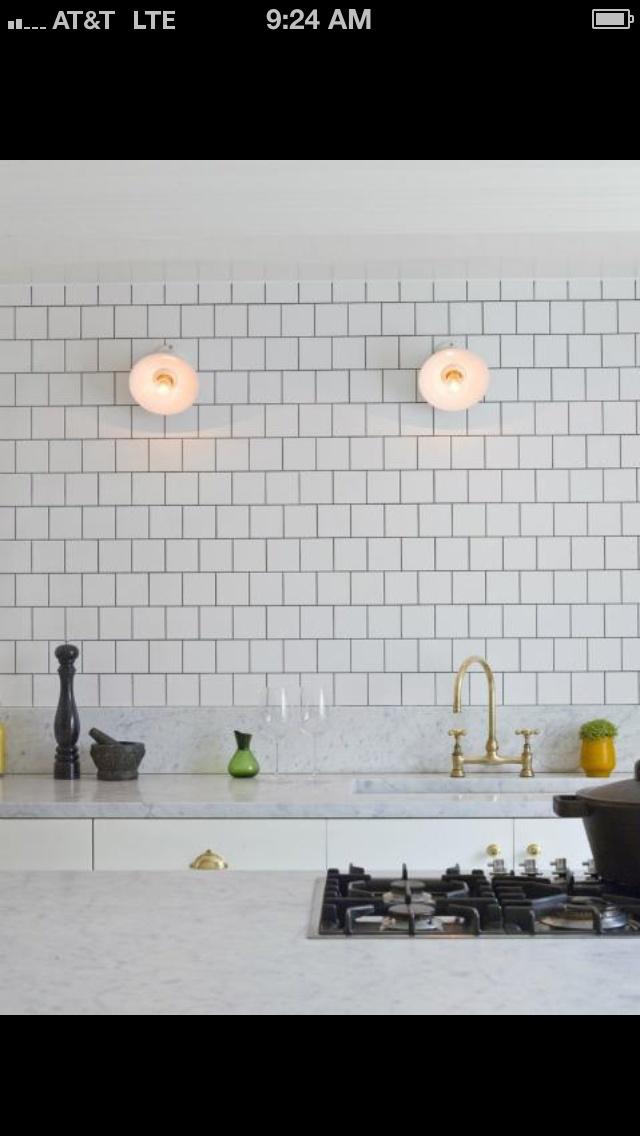 Kitchen - marble / tiles / fixtures