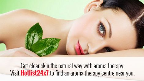 It is the weekend, book yourself an appointment in an #aromatherapy clinic, and relax your stress away. visit - http://hotlist24x7.com/?listingcategory=aroma-therapy
