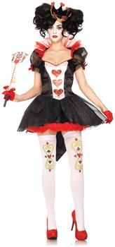 PartyBell.com - Royal Queen Adult Costume