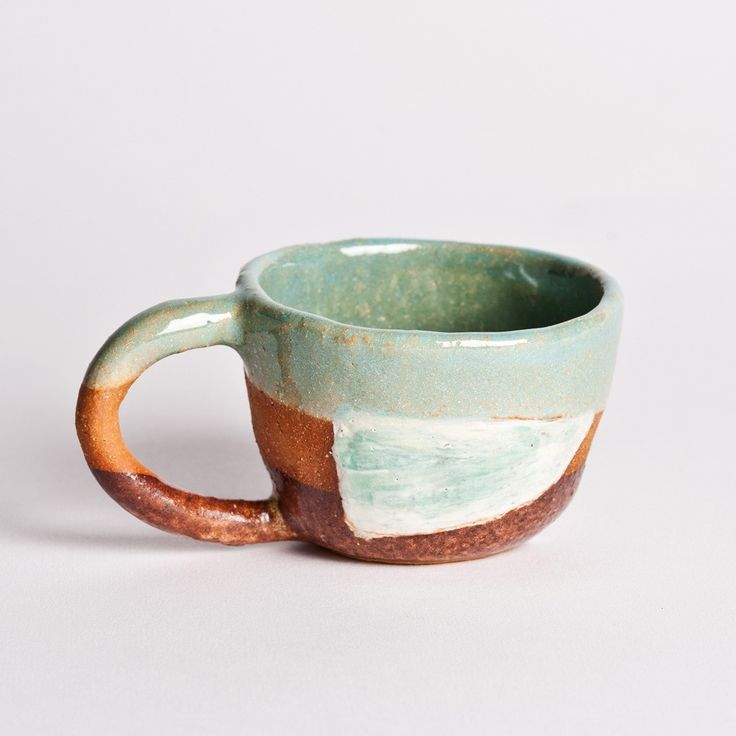 Shino Takeda Collage Mug   Curiosities
