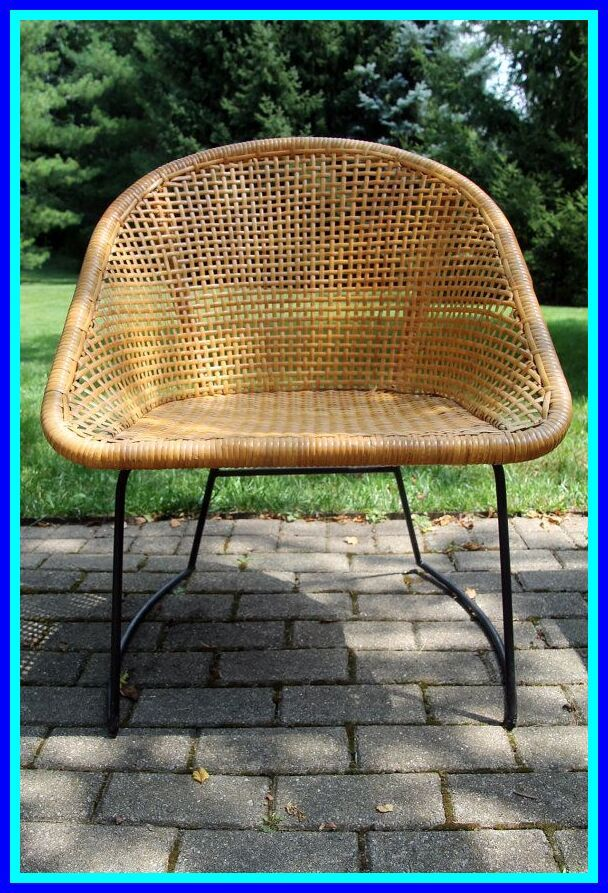 96 Reference Of Modern Rattan Dining, Modern Wicker Patio Furniture