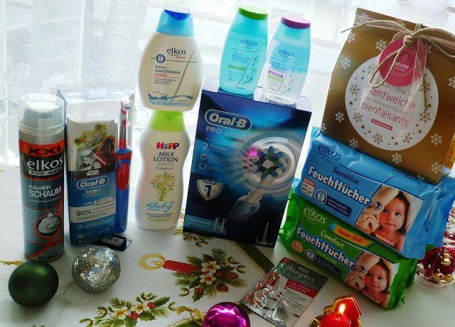 German Beauty Blog / Германский бьюти-блог: Подарочки, покупочки... Weleda, Braun Oral-B, HiPP...