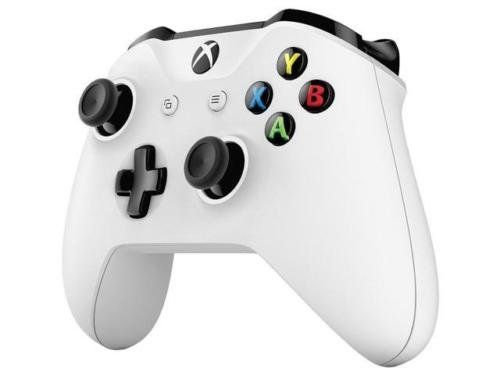 White S Controller Xbox One