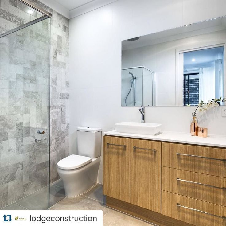 #Repost Looking for a bathroom that creates a statement? Take a look at this stunning custom bathroom design by @lodgeconstruction featuring our tiles! Italia Ceramics stocks a creative range of tiles to meet all your design needs. #italiaceramics   CUSTOM BATHROOM by @lodgeconstruction  TILES @italia_ceramics  STONE BENCH TOP  SUBLIME TEAK LAMINEX  TAPWARE @reeceplumbing  #lodgeconstructionandbuilding #bathrooms #newhomes #kitchens #Adelaidehomes #Adelaidebuilder #SouthAustralianbusiness…