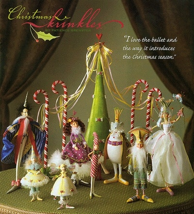 Dept 56 Krinkles Nutcracker Christmas Ornaments, Collectibles Not really  something for kids, but my 2 year old daughter LOVES them! - Dept 56 Krinkles Nutcracker Christmas Ornaments, Collectibles Not