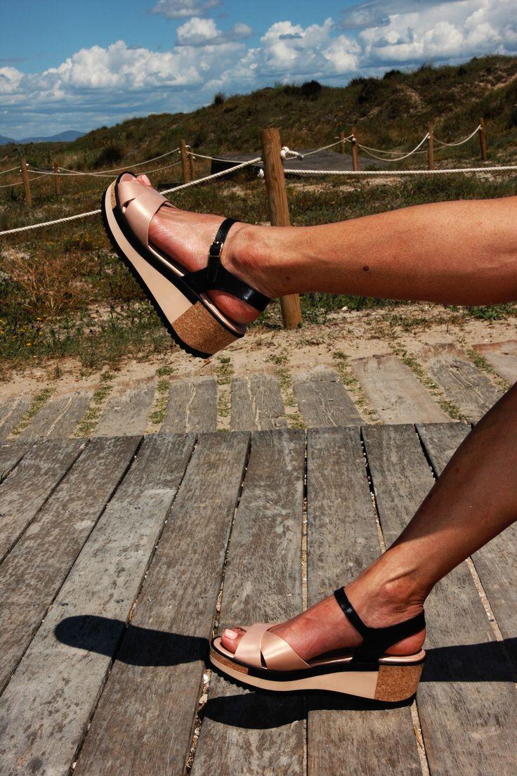 Las plataformas más bonitas de este verano, no pesan nada y son súpercómodas!