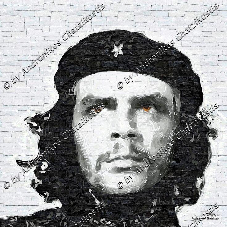 Che_Gevara_portrait_digital_photomosaic-000
