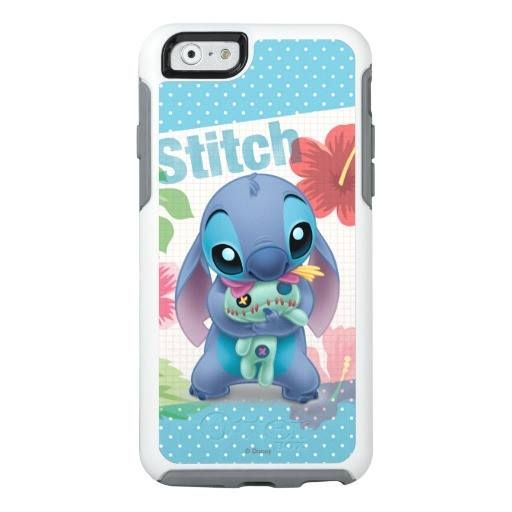 (Stitch OtterBox iPhone 6/6s Case) #Disney #Lilo #LiloAndStitch #Stitch is available on Famous Characters Store http://ift.tt/2aKvVRu
