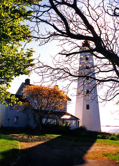 *New London Harbor Lighthouse - Connecticut  www.facebook.com/loveswish