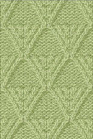 Подборка узоров для вязания спицами. Первый мотив представляет собой зигзаго-образный узор, который  сочетается с узором коса и повторяет направление зигзаго-образного узора. Второй узор представляет собой ромбы, с внутренним узором замысловатым рисунком. Третий узор представляет собой параллельные ряды фонариков разного диаметра. Эти узоры можно использовать для вязания пуловеров, теплых жакетов и так далее. Для вязания этих узоров лучше использовать дополнительную спицу. Пополните свою…