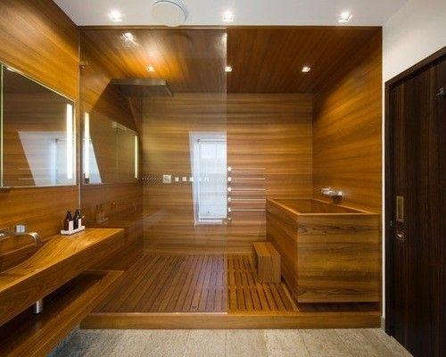 ... Bagno Giapponese su Pinterest  Vasche da bagno giapponesi e Bagno