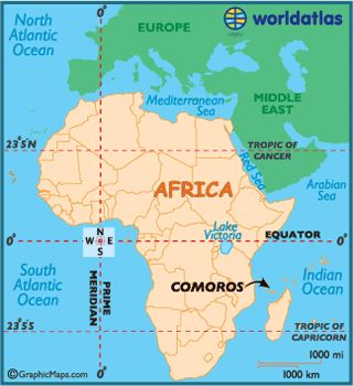 Comoros and Mayotte. The Perfume Islands. | Caravanserai 230