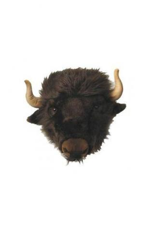 Djurhuvud - Buffel