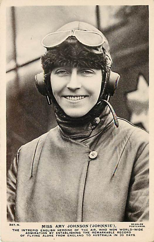 rosellinapiano.it Amy Johnson nel 1932