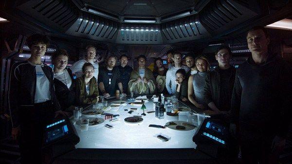 """La nueva imagen de """"Alien: Covenant"""" confirma James Franco en el Elenco"""
