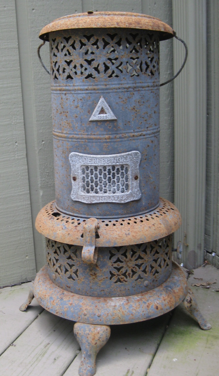 how to carry out a old oil heater