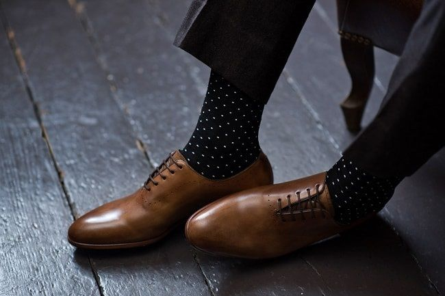 As the ambassador of the London Sock Company David Gandy Shares his Top Style Tips for Summer 2017.