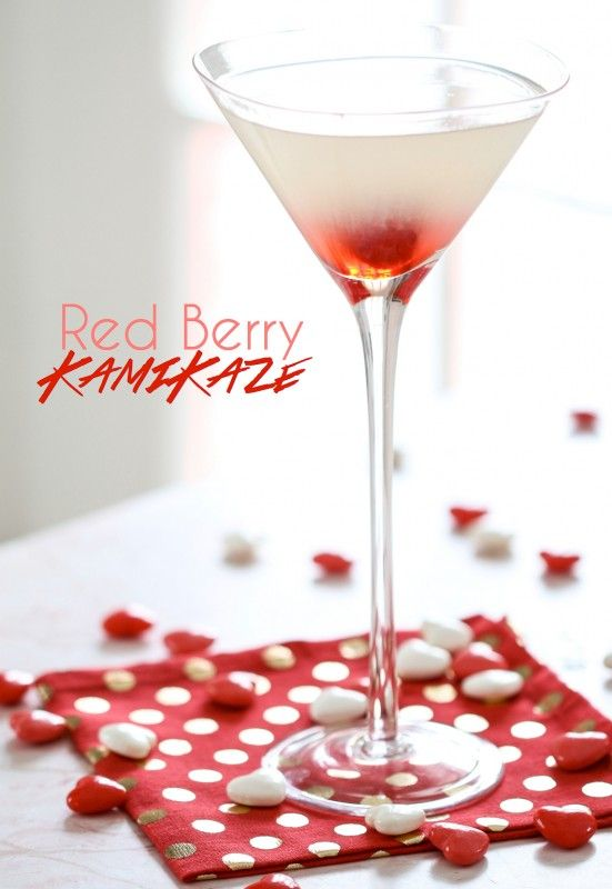 With Valentine's Day just around the corner, I'm looking for ways to celebrate. Because I plan to spend the day alone, a night on the couch with a good movie and a delicious cocktail sounds kind of perfect. And, since it's Valentine's Day, a martini is a must. There's something about sipping out of a [...]