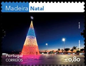 Stamp: Christmas (Madeira Islands) (Christmas and New Year Festivities) Mi:PT-MD 360