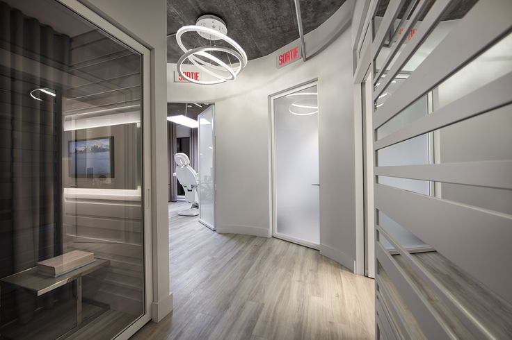 Clinique Chloé - Design intérieur