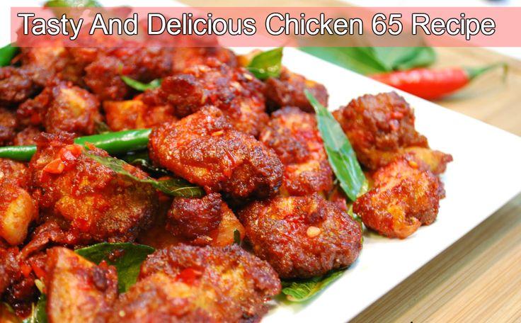 Chicken 65 Recipe In Hindi