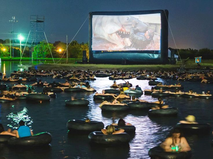 The Alamo Drafthouse has given new life to the 1975 Spielberg thriller. Austin, TX