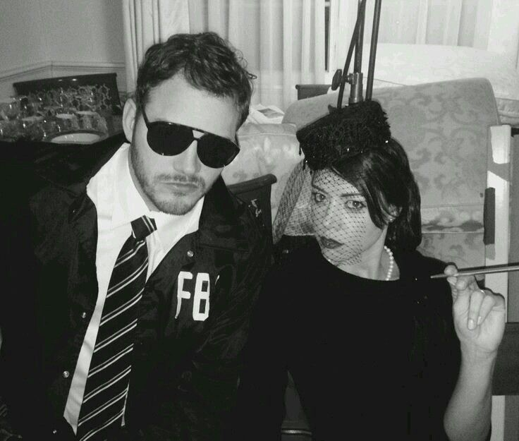 Fbi agent Bert Macklin and Janet Snakehole