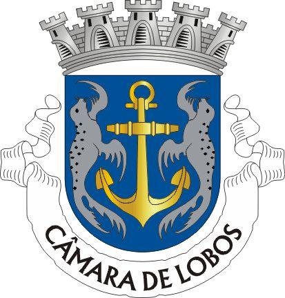 Municipality of Câmara de Lobos, Madeira, Portugal (Area 52.6 Km²) #CâmaradeLobos #Madeira #Portugal (L18025)