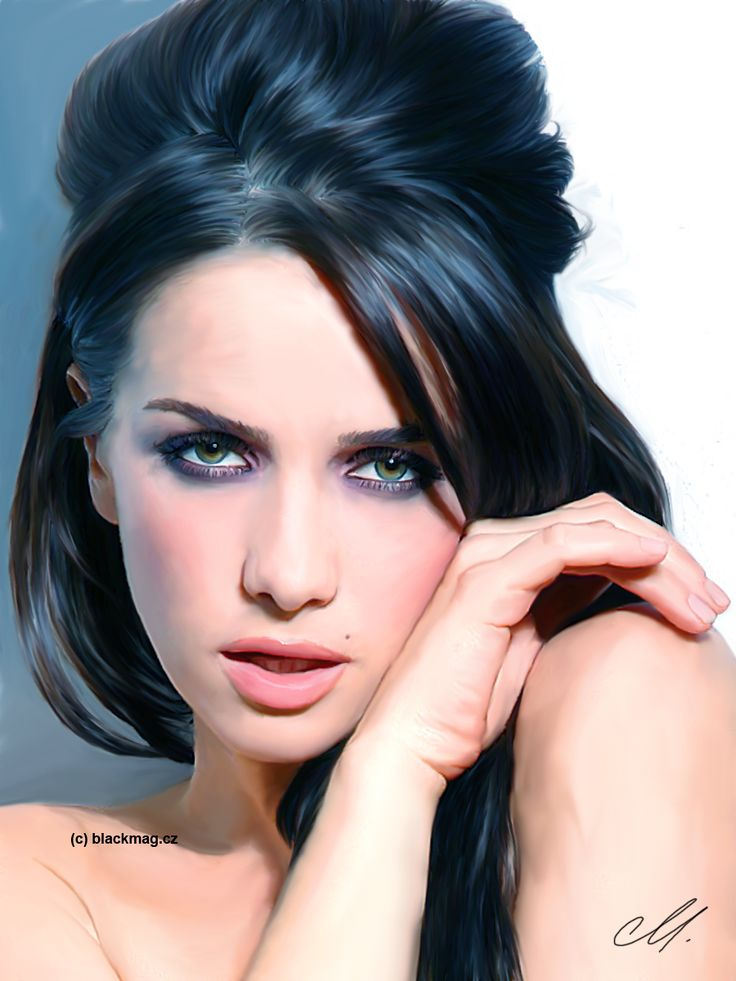 Y El Maquillaje Tmb Natalia Oreiro Pinterest Natalia