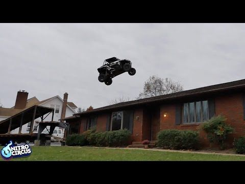 Travis Pastrana And His Friends Have Gone Mental Filming For Their New Movie, 'Travis Pastrana's Action Figures'! - Watch The Trailer Now! | Shock Mansion