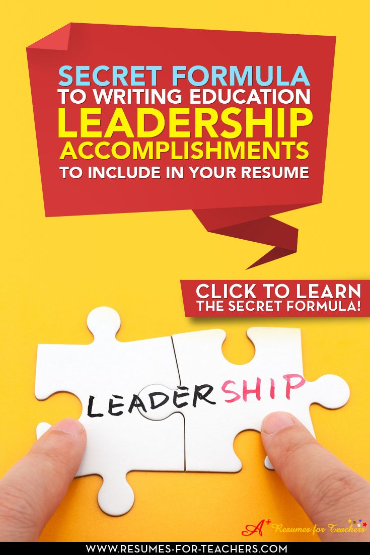 write an essay on a time of when you displayed leadership