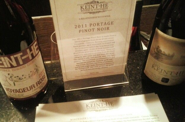We host wines from all over Ontario at our monthly Taste and Buy events at the Vintage Conservatory! We featured Keint-He from Prince Edward County in October. Only $20 to attend this Toronto event.